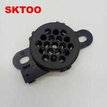 SKTOO For Volkswagen Tiguan Touran Lavida Polo Golf 6 Passat Skoda Octavia reversing radar speaker buzzer 6QD 919 279 10pcs oem reversing radar parking aid warning buzzer alarm speakers for vw cc golf tiguan 8e0 919 279 5q0 919 279 1zd 919 279