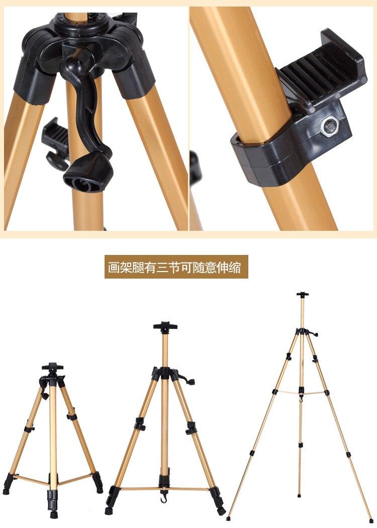 Cheap telescoping easel