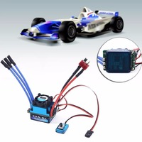 New Racing 35A ESC Brushless Electric Speed Controller For 1 12 1 10 RC Car Truck