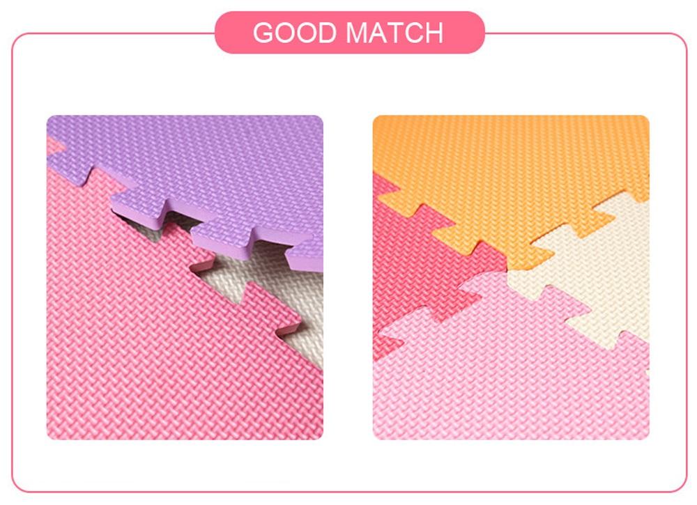 HTB1GXG5jC8YBeNkSnb4q6yevFXav Newest 9/18pcs/set EVA Children's Foam Carpet Mosaic floor Puzzle Carpet Baby Play Mat Floor Developing Crawling Rugs Puzzle Mat
