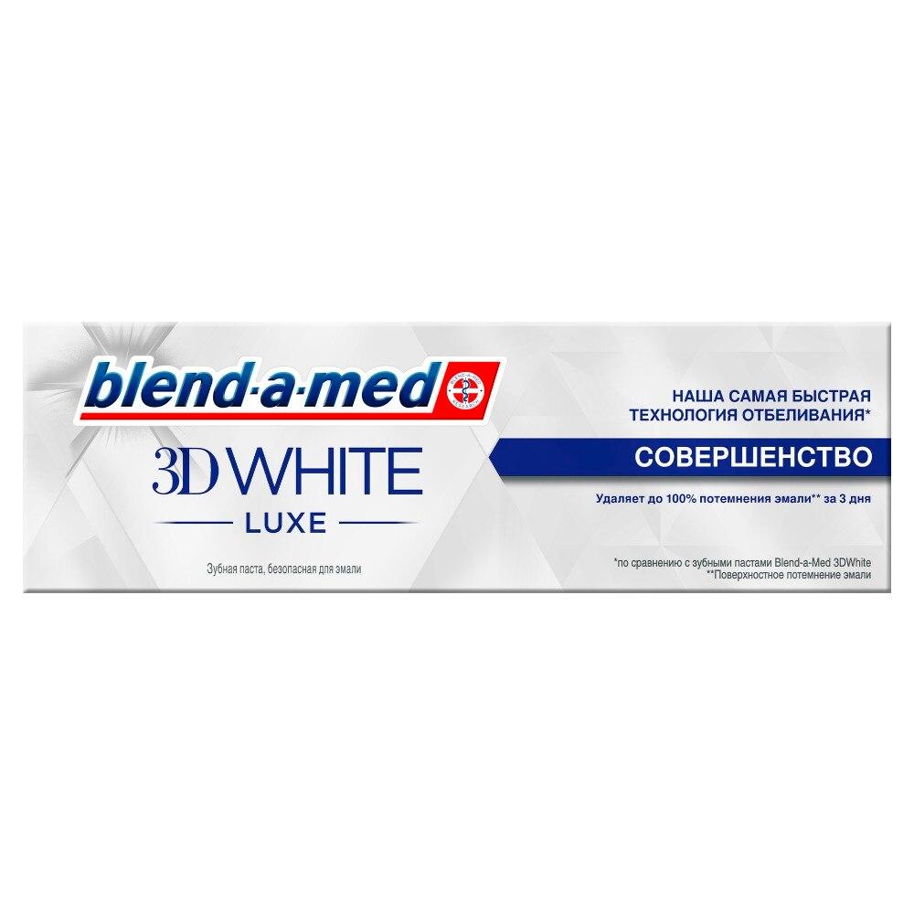 Toothpaste Blend-a-med