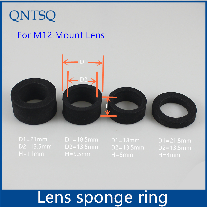 M12 lens mount camera lens mount the CCD lens holder Fixed ring, Lens lock ring.sponge ring aomway universal cmos ccd m12 camera fixed mount for fpv