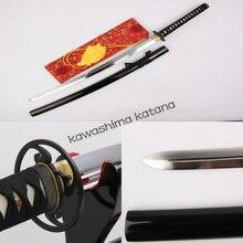 Hand Forge Medium Carbon Steel A Half Sword Samurai Katana Sharp Edge