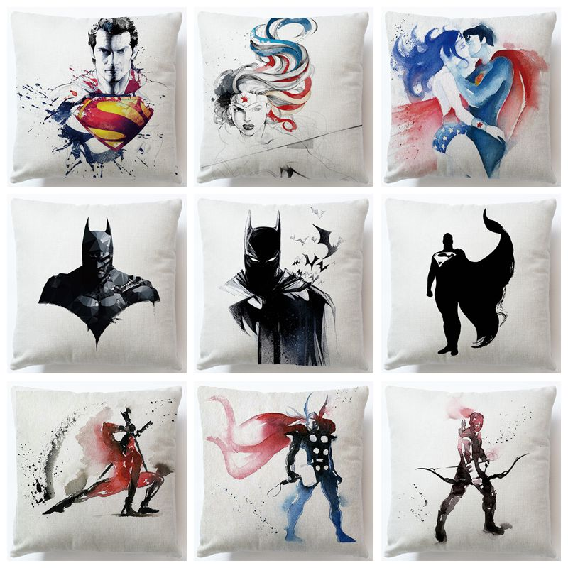 Batman Car Chair Office Seat Cover Buy Covers And Get Free Shipping On Aliexpress Com