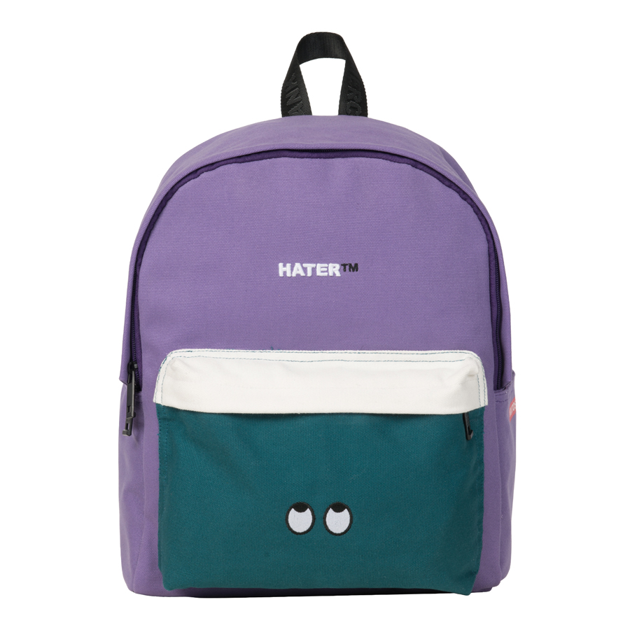 Kiitos Life Canvas school backpacks for boys and girls in LOVE and PEACE series 1 FUN KIK store in Backpacks from Luggage Bags