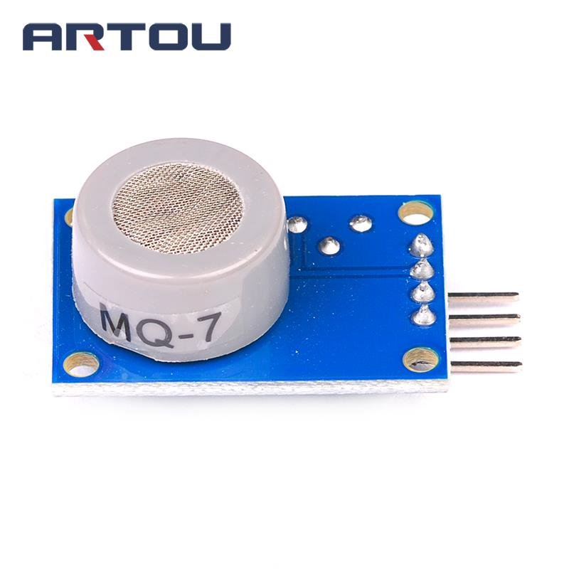 10PCS MQ-7 Gas Sensor Detects Carbon Monoxide Alarm Sensor Module