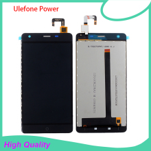 For Ulefone Power Original LCD Display Touch Screen Assembly For Ulefone Power 1920×1080 Free Tools