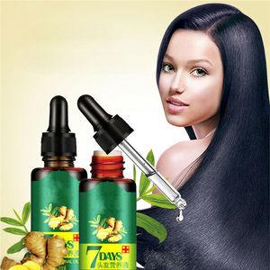 Image 3 - ReGrow   7 Day Ginger Germinal Hair Growth Serum Essence Oil Hair Loss Building Loss Treatement Growth Hair for Men Women