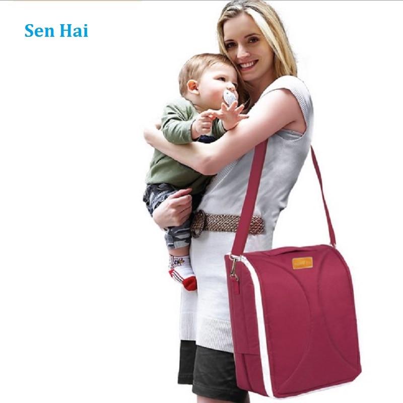 2016 nouveau pliant Portable berceau célèbre marque nouveau-nés berceau pour 0-6 M bébé pliant voyage couffin bébé lit bébé berceau