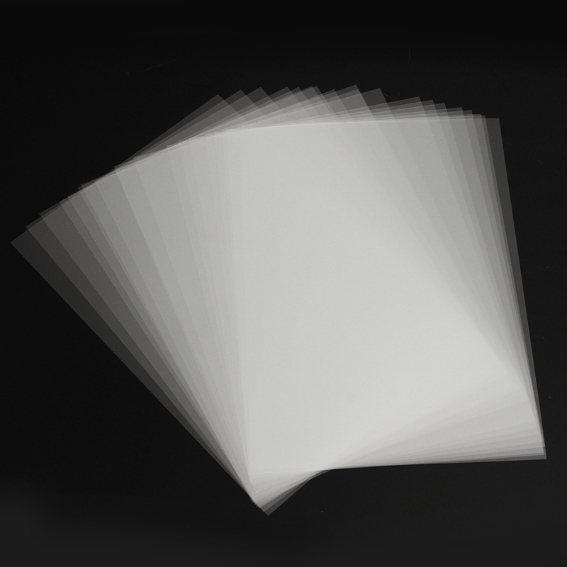 Current image inside printable transparencies