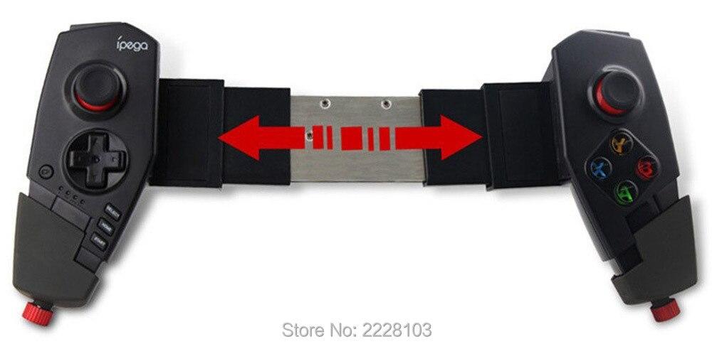 جويستك للتحكم بالالعاب في اجهزة الاندرويد والايباد الاتصال بالبلوتوث IPEGA 9055 PG-9055 14