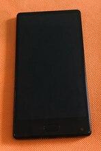 משמש מקורי מגע מסך + תצוגת LCD + מסגרת עבור Bluboo S1 MTK6757 אוקטה Core 5.5 FHD משלוח חינם