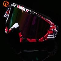 10Types Motocross Motorcycle Goggles Motorbike Glasses Windproof Dustproof Eyewear Scooter Accessories For Off Road Racing