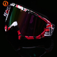 10Types Motocross Motorcycle Goggles Motorbike Glasses Windproof Dustproof Eyewear Scooter Accessories For Off Road Racing