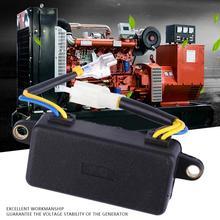 250V 220UF Generator Auto Voltage Regulator Universal AVR for 1-3KW Generator Generator Parts and generator parts r450 avr automatic voltage regulator brushless diesel generation system set accessory generator parts and
