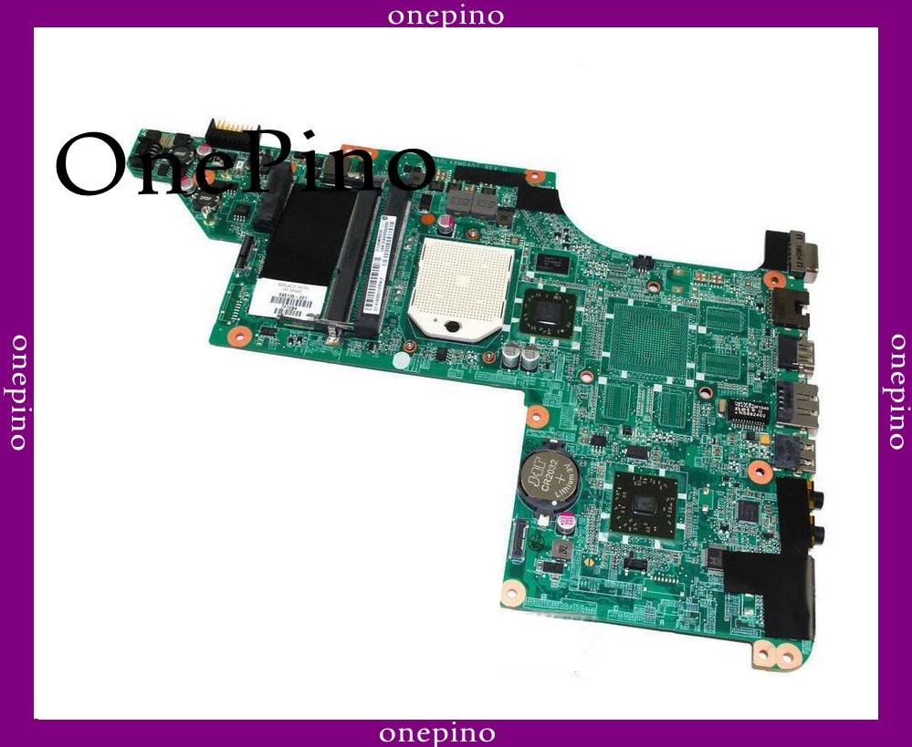 Дать Процессор подарок 595135-001 для HP Pavilion DV6-3000 материнская плата для ноутбука DV6 ноутбук DA0LX8MB6D1 REV: D 100% тестирование