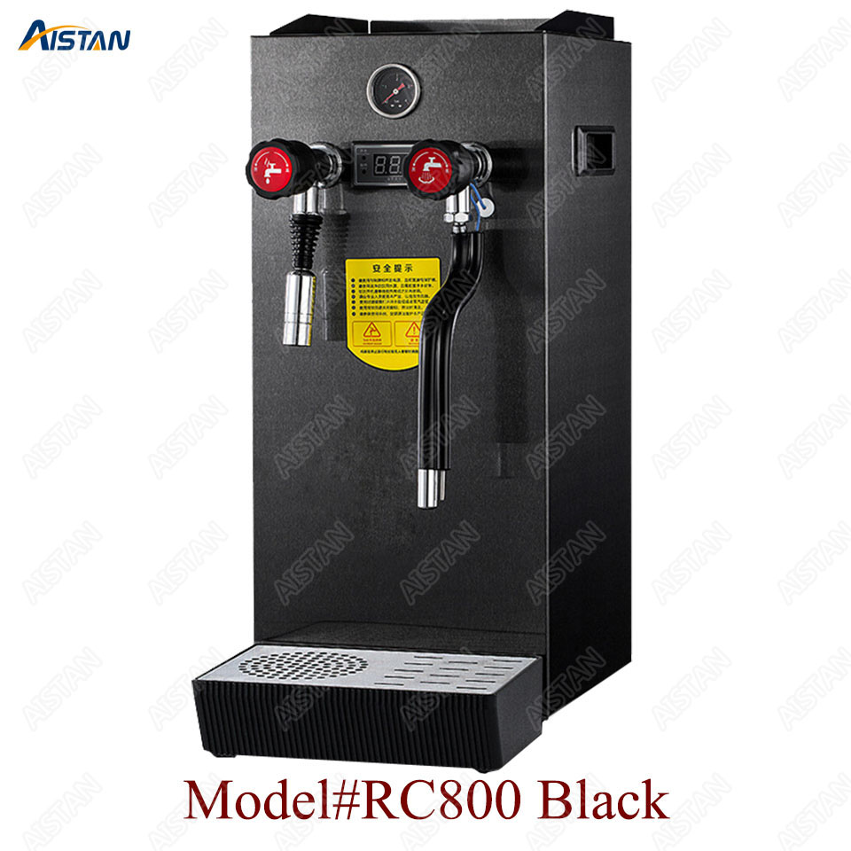 RC800 Commercial stainless steel Water Boiling Machine electric multifunctional steam water boiler for bar 220V 2