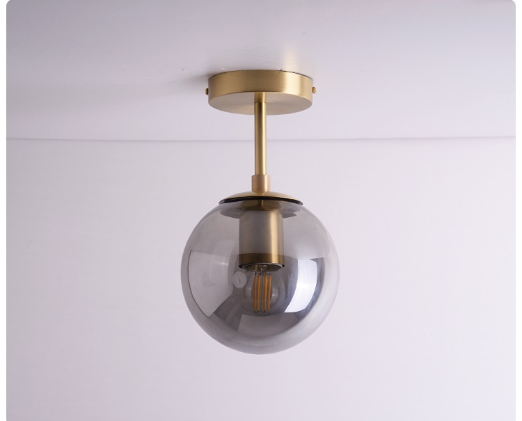 HTB1GXKAaJjvK1RjSspiq6AEqXXak Vintage Ceiling Lights | Antique Brass Ceiling Lights | Nordic Glass Ball LED Ceiling Lights Balcony Porch Aisle Bedroom Copper Retro Vintage Ceiling Lamps Plafonnier Lighting 001