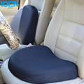 1PC Newest semicircle High quality Memory Foam Car seat cushion back lumbar Support Dual-use soft for office chair sofa auto