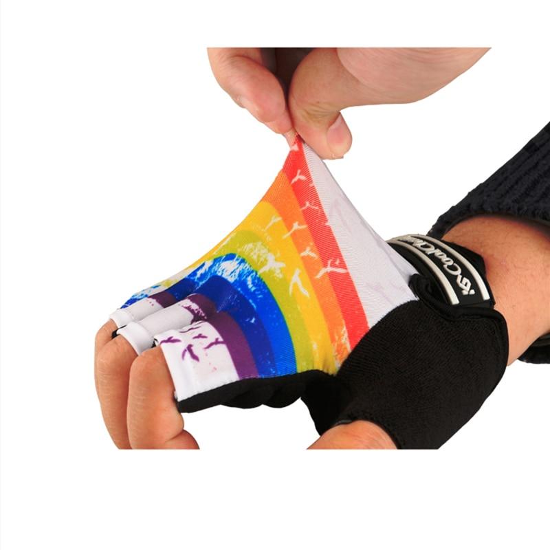 Coolchange Biciklističke rukavice Pola prsta Muškarci Žene Ljeto - Biciklizam - Foto 3