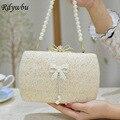 ᗕRdywbu Женская бархатная вечерняя сумочка с бриллиантами ...