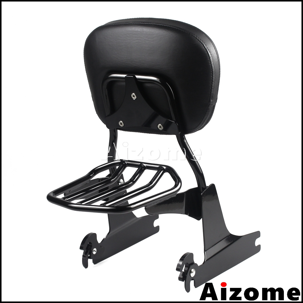 For Harley Dyna Fxd 2002 2005 Motorcycle Sissy Bar