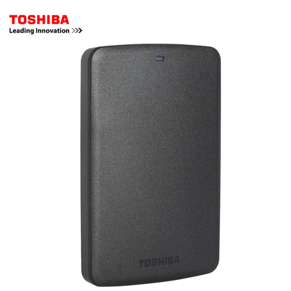 Toshiba 1TB 2.5 USB 3.0 External Hard Drive HDD Portable Externo Disco Dur HD Disk Storage Devices forLaptop Desktop toshiba canvio connect ii 2 5 external hard drive 1tb usb 3 0 hdd desktop laptop storage devices support mac hdd hard disk