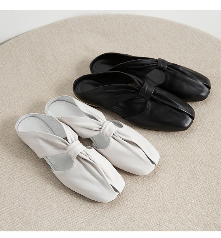 2019 Sandalias Mujer Korean Stylish Women Slipper Square Toe Summer Beach Women Flats Sweet Bow Tie Chic Shoes Chaussures Femmes2019 Sandalias Mujer Korean Stylish Women Slipper Square Toe Summer Beach Women Flats Sweet Bow Tie Chic Shoes Chaussures Femmes