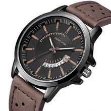 Dropship Wristwatch Male Clock Quartz Watch Men Top Brand Luxury Famous Wrist Watch Business Quartz Watch Relogio Masculino 2018