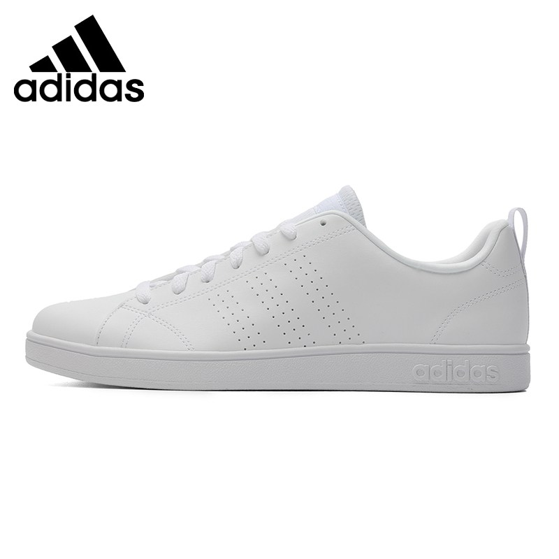 Original New Arrival 2019 Adidas Originals VS ADVANTAGE CL Unisex Skateboarding Shoes Sneakers