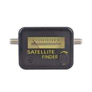 Image 2 - Satellite Finder Finden Ausrichtung Signal Meter FTA DIREC TV Satellite Rezeptor für Sat Dish TV LNB Direc Digital TV