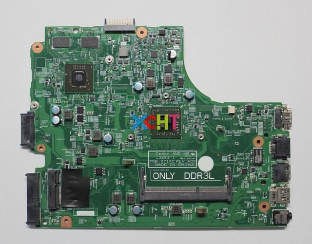 Dell inspiron 3441 3541 CN 052GNY 052gny 52gny 13283 1 pwb: xy1kc w E1 6110 cpu 노트북 마더 보드 메인 보드 테스트 됨