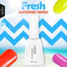 Azure свежие летние серии Цвета УФ Гель-лак выдерживает-светодиодные лампы Гели для ногтей Польский Лаки выбрать любой 1 Цвет для длительного гель