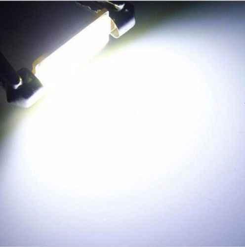 1x Car led Festoon 31mm 36mm 39mm 41mm car COB LED Bulb C5W C10W White Color Car Dome reading Map Light Auto Interior Lamp DC12V