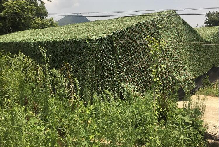 VILEAD 9 couleurs 7 M * 9 M camouflage filet militaire camo net pour objet ombre extérieure soleil ombre anti feu jungle feuille camouflage