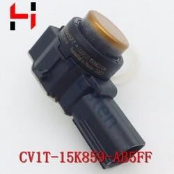 (4 pcs) Frete grátis! PDC Detector Carro Auxiliar de Estacionamento Sensor de Controle Para CV1T-15K859-AB5FF CV1T15K859AB5FF