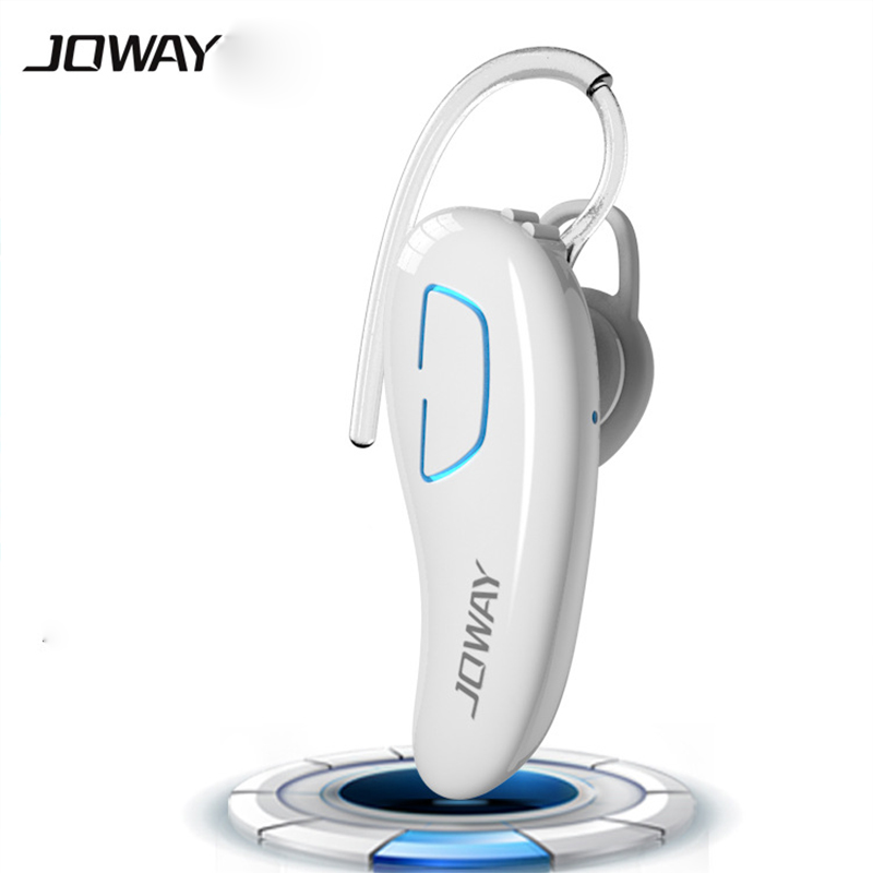 Joway H02 Hands Free Auriculares Bluetooth Headset Earphone Wireless BT4.0 Headphones Earbud with Mic for iPhone Samsung Xiaomi boas wireless bluetooth earphone hands free earbud earpiece car charger usb headsets with mic 2 in 1 headset for iphone xiaomi