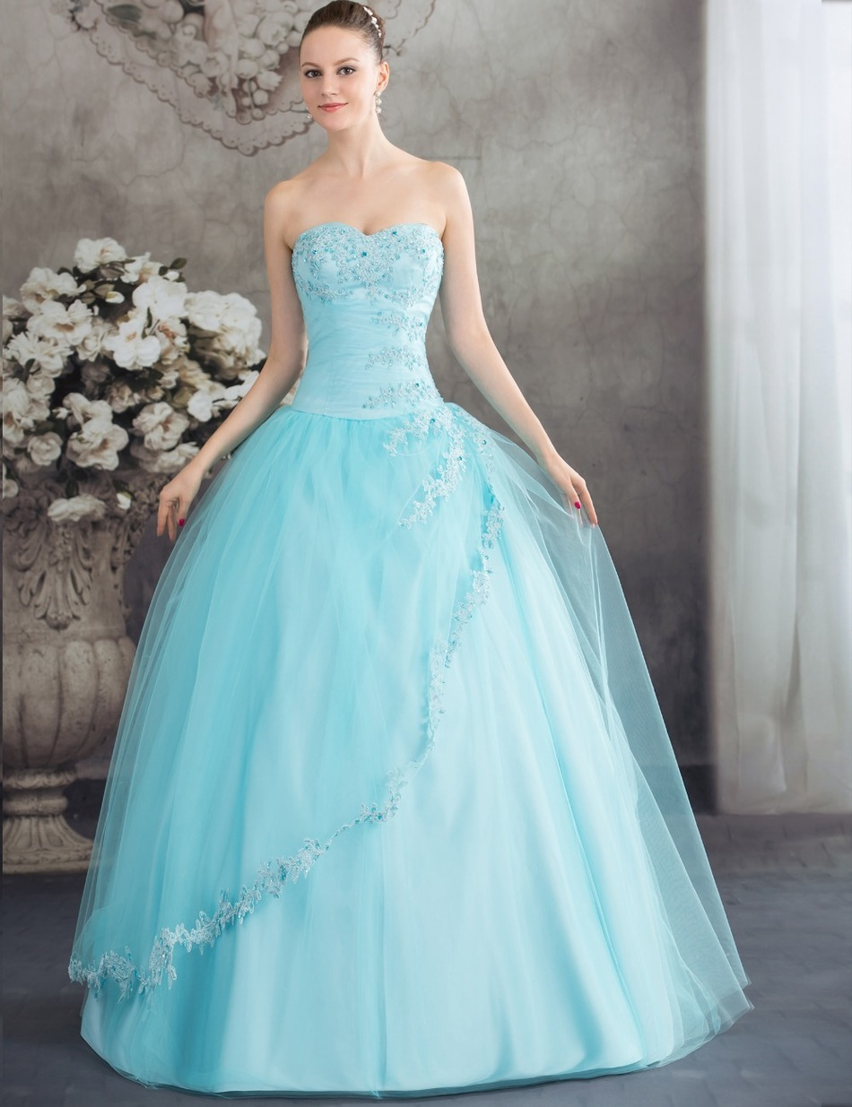 Colorful 18Th Birthday Gowns Pictures Gift - Top Wedding Gowns ...