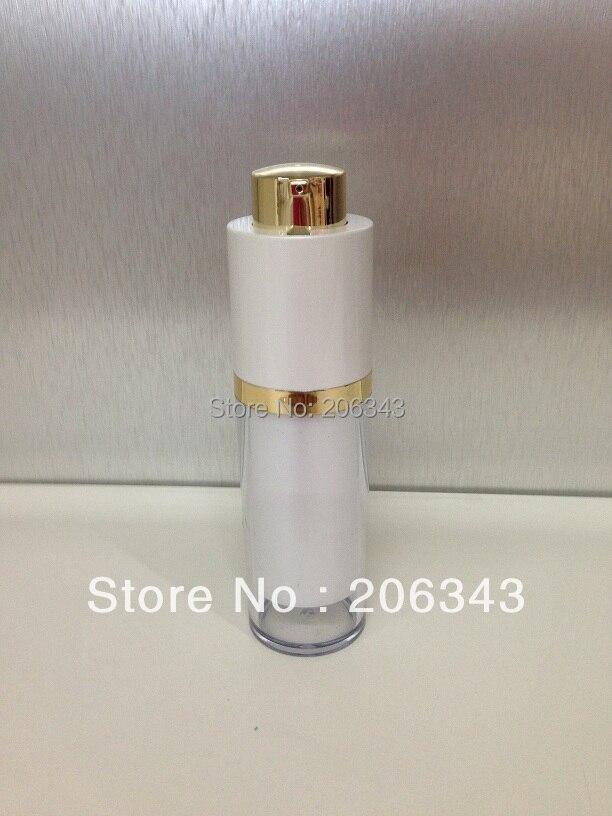 30 ml roteren Acryl parelwitte perspomplotion.emusiefles, cosmetische - Huidverzorgingstools - Foto 2
