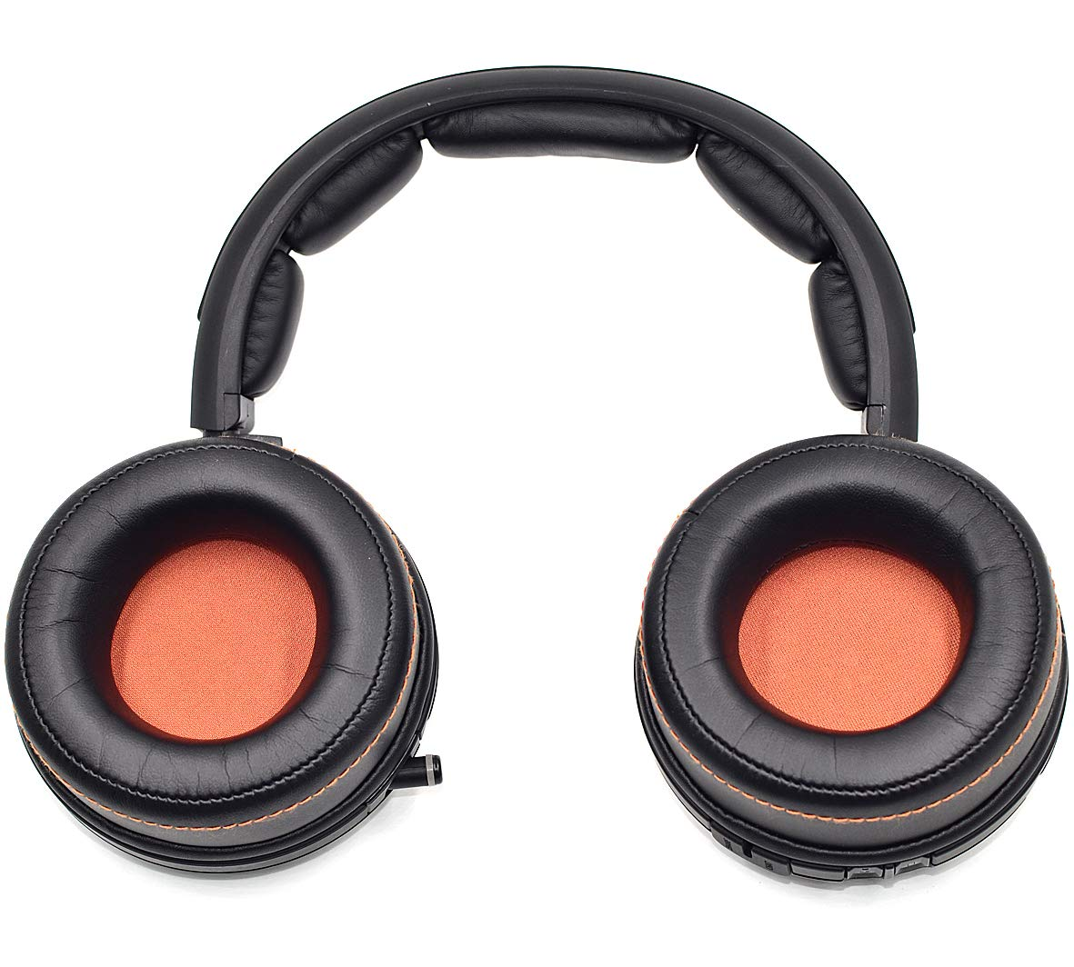 YSAGi Spare replacement foam ear cushion earmuffs for <font><b>SteelSeries</b></font> <font><b>Siberia</b></font> 840 <font><b>800</b></font> gaming headset accessories image
