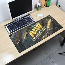 navi mouse pad 700x300x3mm pad to mouse notbook computer mousepad Halloween Gift