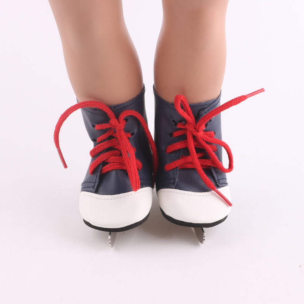 Skate shoes price - Ice Skate Doll Shoes Fit 18 American Girl 45cm Doll Accessories Shoes China