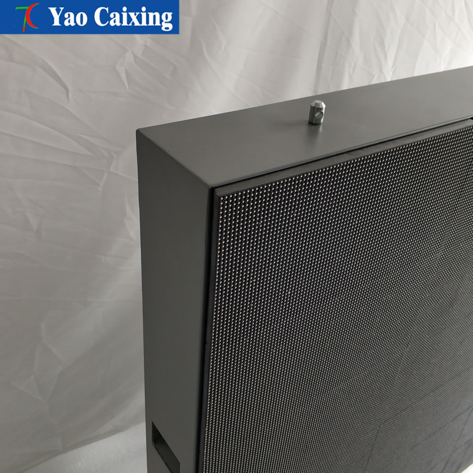 6500cd/m2 Waterproof  SMD2727 IP67 High Brightness Video Wall HD Color P5 Outdoor Full Color Display