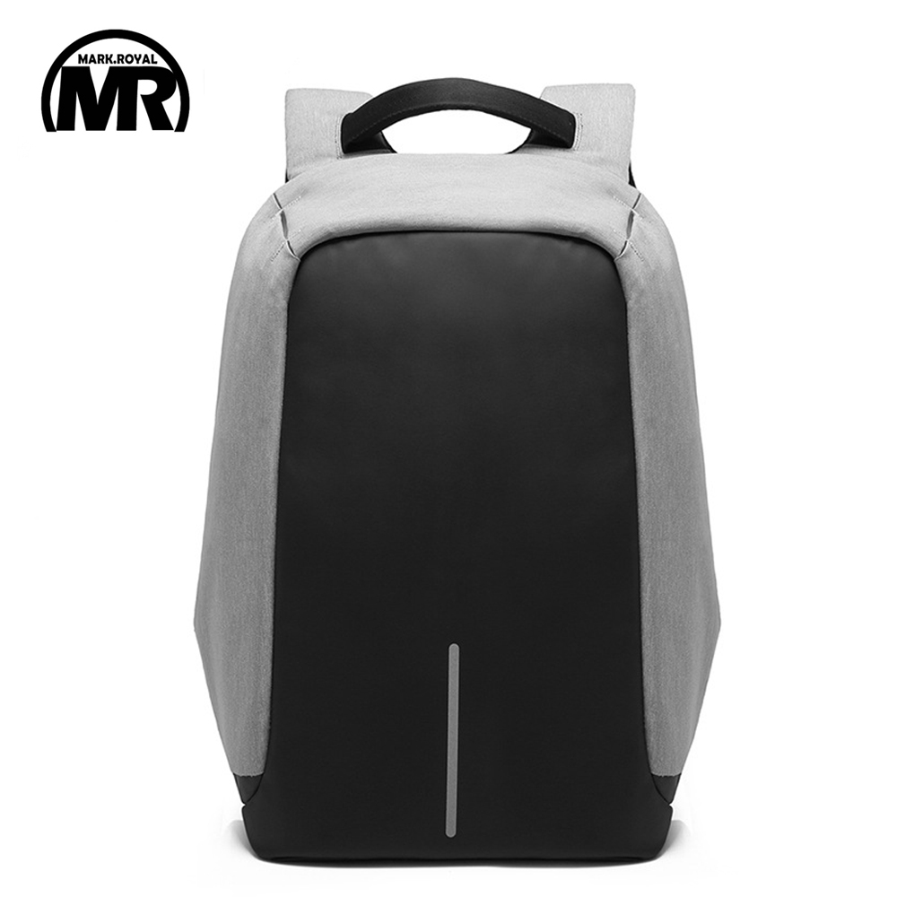 MARKROYAL Anti-theft Backpacks Multi-funcional Business Mochila for Men Waterproof Back Pack School Backpack Bag 14 Inch Laptop dtbg backpack for men women 15 6 inch notebook laptop bags anti theft men s backpacks travel school back pack bag for teenagers