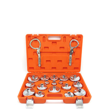 19 cap filter spanner, oil grille spanner  ball head machine     element disassembly and assembly