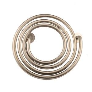 Image 2 - Isuotuo 4 แหวนไฟฟ้าเครื่องทำความร้อนสำหรับ Barrel, 220 V เครื่องทำความร้อน 2500 วัตต์สแตนเลส ancake ขดลวด 2   pin น้ำองค์ประกอบความร้อน