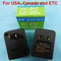 AC Convertidor de Voltaje Del Transformador De 110 V a 220 V EE.UU./Canadá/ETC