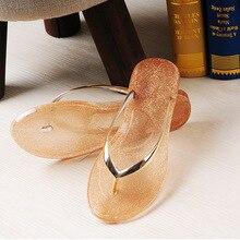 2016 New Summer Slippers New Flip Flops Women Sandals  Female Drag Sandals  jelly Sandals Women Slippers