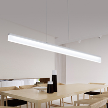 Chandelierrec Online Modern LED pendant lights for dining room Kitchen room bar hanging suspension luminaire AC85-265V pendant lamp