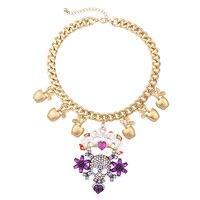 Fashion Jewelry Luxury Statement Necklace